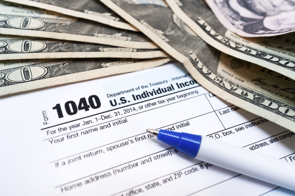 IRS tax questions for an accountant